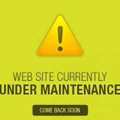 Website is currently under maintenance