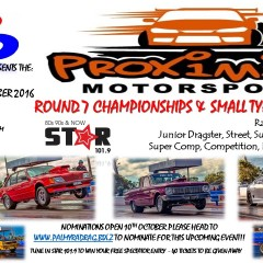 Round 7 Championships – Proximity Motorsport Small Tyre Challenge