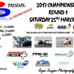 Palmyra Championship Round 1 – 27th May 2017