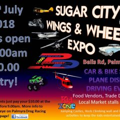 Sugar City Wings & Wheels Expo
