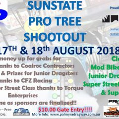 2018 Sunstate Pro Tree Shootout